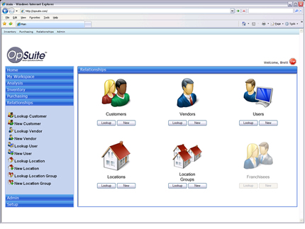 Easy To Use Retail Operations Software